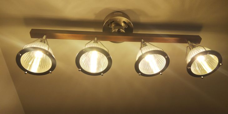 4灯シーリングライト JUKE