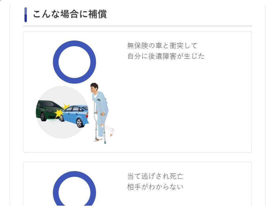 無保険車障害の説明2